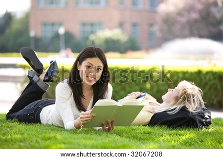 college students studying. college students studying