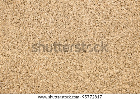 a simple beige cork board texture background