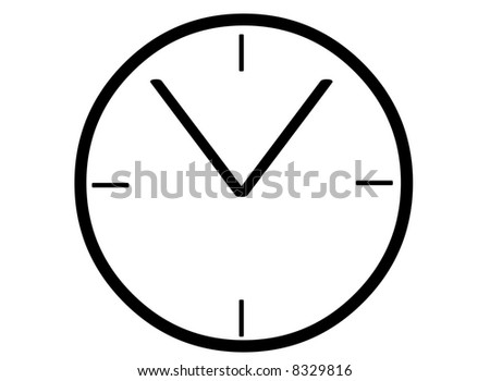 clock face legal forms and