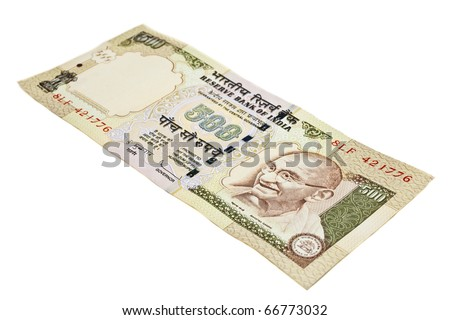 Rupee Note Vector Hundred Rupee Note Indian