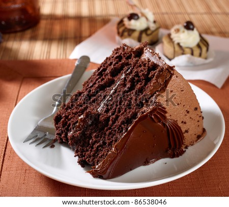 "Definition of ""rich"" Stock-photo-a-slice-of-rich-moist-devil-s-food-chocolate-cake-photographed-with-a-mp-phase-one-camera-86538046"