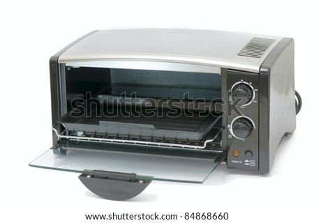 A small electric oven for baked bread