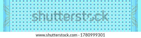 a smooth blue pattern for textile, stationery, decoration, wallpaper, cylinder. Feel free to contact me for any requirement. Stok fotoğraf ©