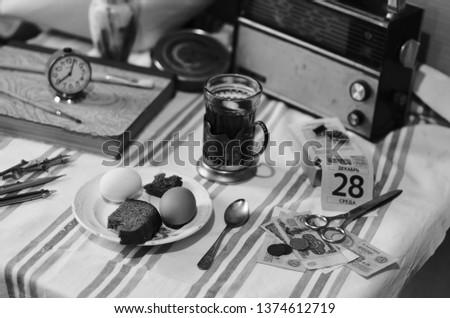 A Soviet still life #1374612719