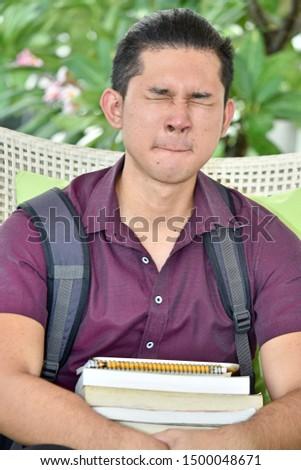 A Stressful University Diverse Student
