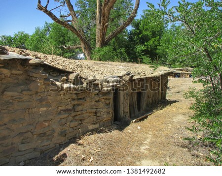 A structure built in the late 1800's #1381492682