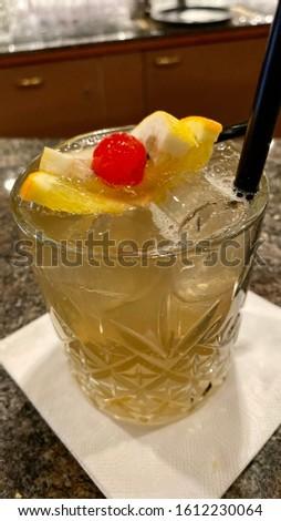 A super cooler Drink,Mixed drink