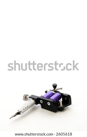 Pick up one and get your own tattoo machine kits,it is so cool. cheap tattoo