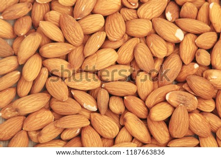 A texture for background with almond #1187663836