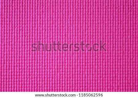A texture of yoga mat