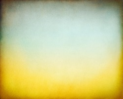 A textured, vintage paper background with a yellow to subtle green toned gradient.