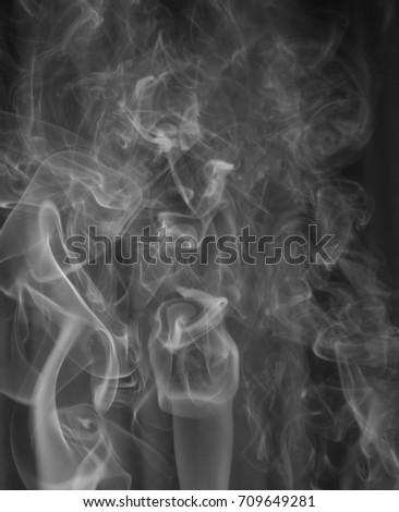 A thick monochromatic smoke texture.  #709649281