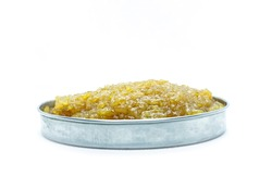 A traditional and popular sweet made on the festival day of Pongal or Sakkarai Pongal.