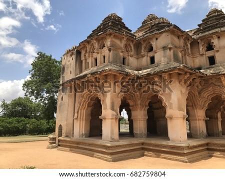 A trip down the memory lane...Ancient India, Hampi and (Karnataka)