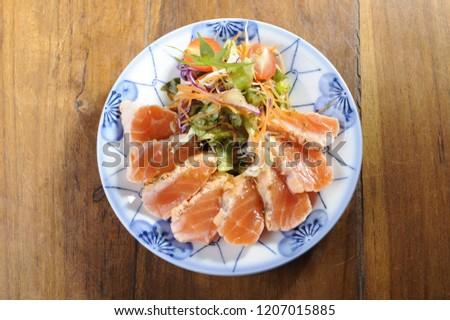 a tuna set #1207015885