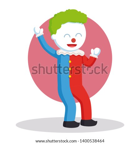A variety of clown activities to entertain everyone