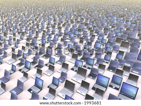 A vast amount of laptops By adjusting the output level sliders in PhotoShop effective text background for reports can be created
