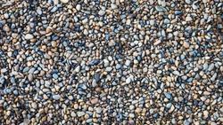A very beautiful pebbles background