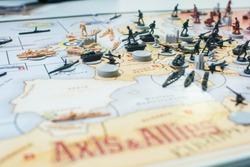 A war Game Concept (World War II)