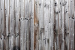 A Weathered Wood Fence Background