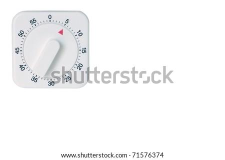 set a timer for 5 minutes