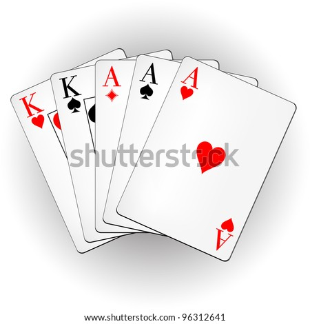 aces full of kings poker sports club