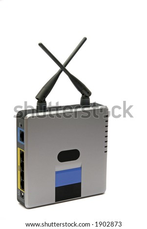 Ethernet Wireless Router on Wireless Router Integrates A Wireless Access Point   An Ethernet