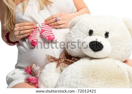 5.Несколько...  Что нужно взять в роддом, список для малыша.