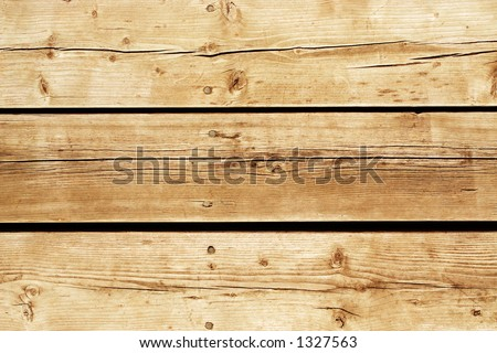 A wood board texture background.