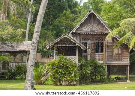 Popular free tropical village life photos for Konkan home designs