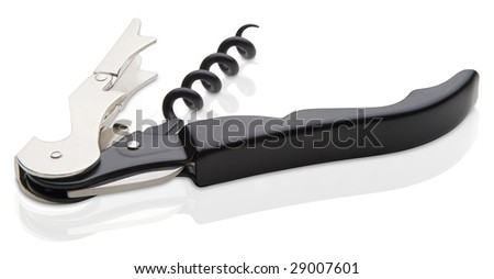 A work path reflexed black metal corkscrew. You could cut-off reflex and shadow