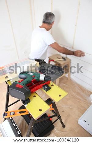 A workman's tools