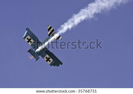 German Triplane