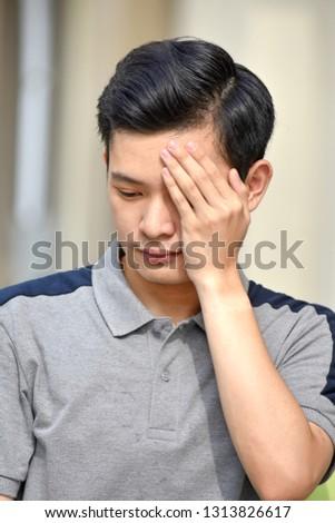 A Worrisome Filipino Person #1313826617
