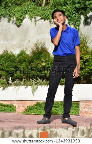 A Worrisome Teenage Male