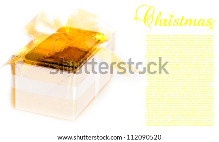 A X-Ray view of a box with a phone inside on white background