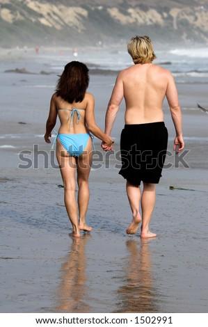 +beach+holding+hands Walk