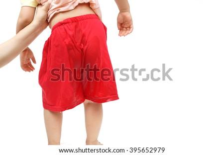 Boobs! <3 Girl frantically peeing natural