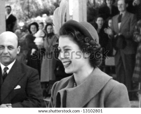 queen elizabeth ii young woman. queen elizabeth ii young