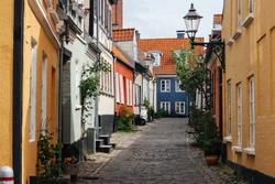 aalborg old houses