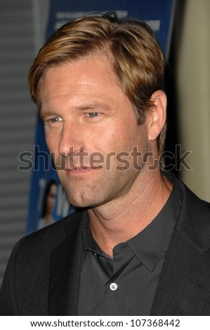 Aaron Eckhart at the Los Angeles Premiere of 'Towelhead'. Arclight Hollywood, Hollywood, CA. 09-03-08 at the Los Angeles Premiere of 'Towelhead'. Arclight Hollywood, CA. 09-03-08