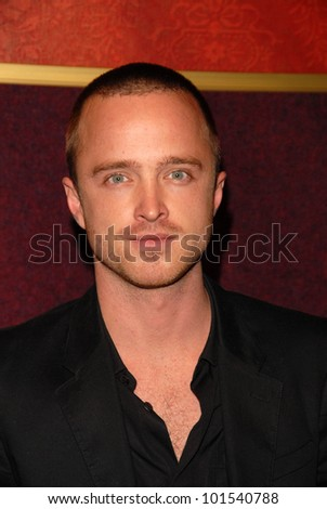 "Aaron Paul at AMC's ""Mad Men"" Season 4 Los Angeles Premiere, Mann Chinese 6, Hollywood, CA 07-20-10"