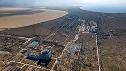 Abandoned Crimean Atomic Power Station