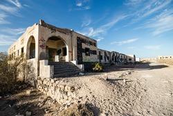 Abandoned Leper Village Abades, Tenerife