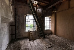 Abandoned Oil mill