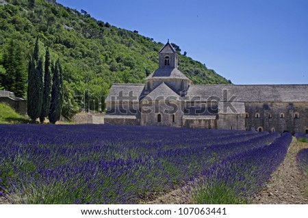 abbey , Senanque,Provence,France