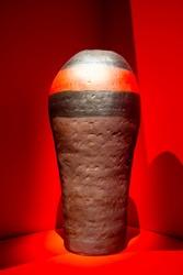 Aboriginal Clay Jar from Australia