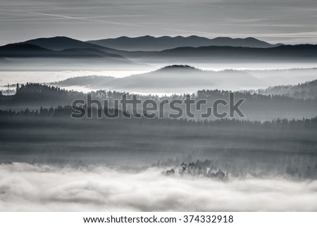 Above the clouds #374332918
