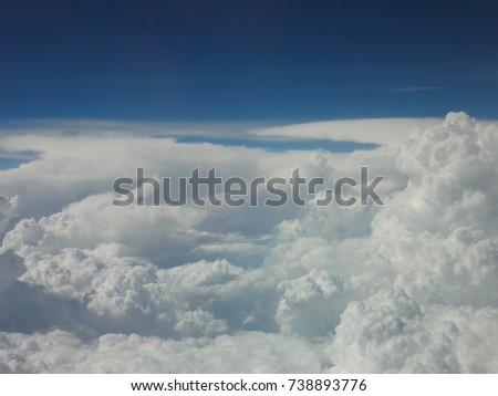 Above the clouds #738893776