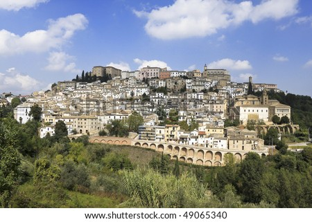 Abruzzo Italy Pictures Abruzzo Italy Medieval Town